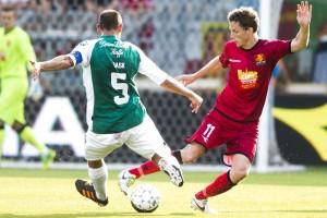 kds Superliga. FC Nordsjælland mod Viborg FF