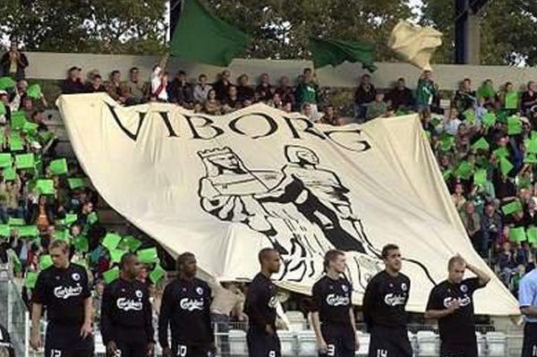 Giv din støtte til Tifo Arbejdet i Viborg